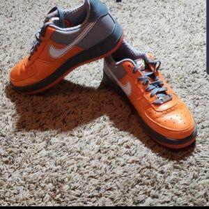 Nike Air force 1 premium 07 gauchos sz 7